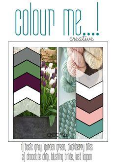 Colour Me...!: CMCC#44 - Colour Me... Creative!