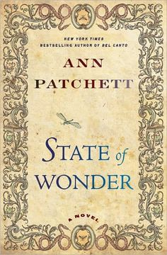State of Wonder ~ was on my to read list for a LONG time.  Finally got around to reading it and wonder why I waited.