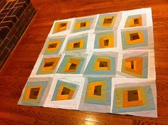 Kate's baby quilt | Flickr - Photo Sharing!