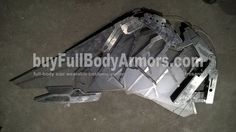 the Wearable Avengers Falcon Suit Wing Prototype