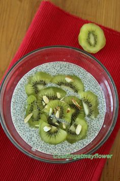 Cooking at Mayflower: Chia Seed Pudding