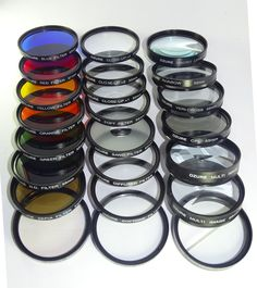 Choose the best range of 23filter kit 55 with the help of foto-asian