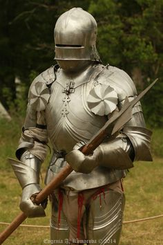 15th Century High Gothic Leg Harness Armour - Google Search