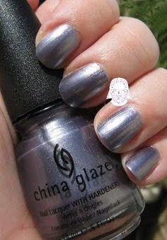 China Glaze- Avalanche