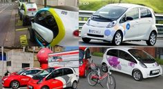 Auta Elektryczne - wypożyczalnie