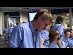 NASA's Curiosity Mars landing successful, first pictures trickling in (video)