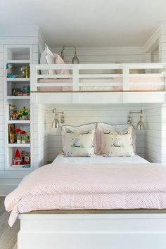 Cool Loft Bed Design Ideas for Small Room 65