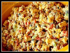 cornbread salad {better recipe}