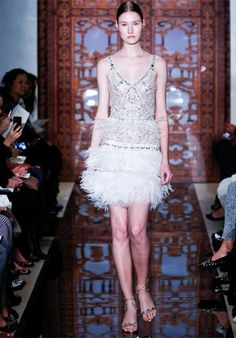 """Reem Acra 4832 """"The Great Gasby"""" party."""