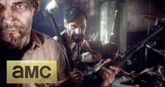 Comic-Con: 'The Walking Dead: No Man's Land' Mobile Game Trailer -- Fans will get their first glimpse of the mobile game at AMC's 'The Walking Dead' booth during San Diego Comic-Con this week. -- http://www.tvweb.com/news/comic-con-the-walking-dead-no-mans-land-mobile-game-trailer