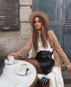 Summer Outfits Women, Winter Fashion Outfits, Casual Summer Outfits, Autumn Winter Fashion, Fall Outfits, Spring Fashion, Mode Outfits, Chic Outfits, Trendy Outfits