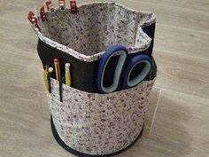 Blog Couture, Creation Couture, Diy Vide Poche, Diy Beauty, Diy And Crafts, Sewing, Pattern, Bags, Scrappy Quilts
