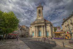 Place Saint-Pierre | Besançon - Franche-Comté - France - by Philippe Saire