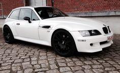 BMW S52 E36/8  M Coupe Alpine Weiss