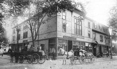 T.J. Crossman & Co. in Needham, Pennsylvania 1880