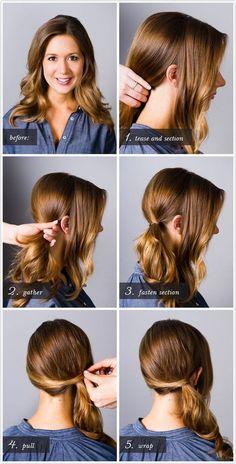 Party Hairstyles tutorial - Tutorial de Peinados para Fiestas