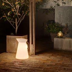 Luminaire d'extérieur Jarrett au design original, référence 3505362 -  - Lampes décoratives pour l'extérieur : guirlandes lumineuses, lampes solaires à découvrir chez Luminaire.fr !