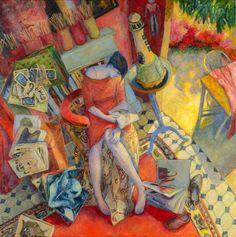 Do Fournier, 1951 ~ Les Nabis reminiscence | Tutt'Art@ | Pittura * Scultura * Poesia * Musica |