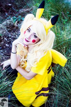 Pikachu Cosplay http://geekxgirls.com/article.php?ID=6440
