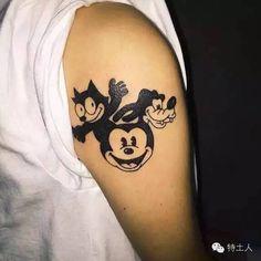 Kim Michey坏品位美少女纹身师 Korea  tattoo artist