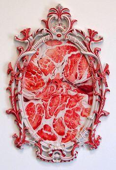 De l'art et de la viande? Oui, de l'art et de la viande : Top Slurp avec Estèbe