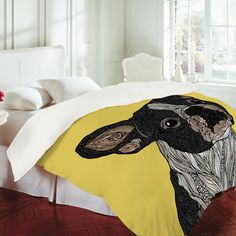 Valentina Ramos Barkysimeto Duvet Cover | DENY Designs if I had a second bedroom this would so be on the bed