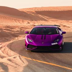 Check out this purple Lamborghini Huracan fitted with the Revozport Razmig bodykit.