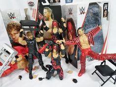WWE ELITE 63 DEAN AMBROSE KANE & SHINSUKE NAKAMURA FIGURE REVIEW - YouTube Kane Wwe, Wwe Elite, Dean Ambrose, Make It Yourself, Youtube, Youtubers, Youtube Movies