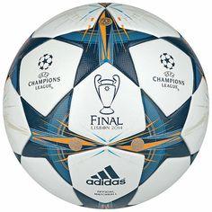 Nuevas imágenes de la espectacular pelota de la final de la Champions League