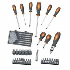 HDX 43-piece screwdriver set on sale for $4.10 at Home Depot Canada