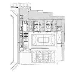 Gallery - CEIP de MURO / BB Arquitectes - 13 Education Architecture, Concept Architecture, School Plan, Floor Plans, How To Plan, Models, Walls, Templates, Floor Plan Drawing