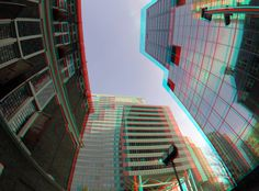 https://flic.kr/p/23MnG59 | Rotterdam 3D GoPro | anaglyph stereo red/cyan