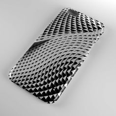 "Phone Case - iPhone, Samsung galaxy, Sony Xperia, HTC, LG, & Nokia Lumia - ""Carbon fibre"" by BeforethePresent on Etsy"