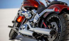 2014 Harley Davidson Cvo Breakout Wallpaper