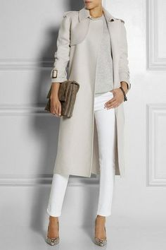 12 Minimal Neutral Chic Looks For Every Day | Styleoholic