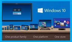 Windows 10 Technical Preview lista para su descarga - http://tecnoalt.com/windows-10-preview-descarga/