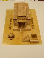 how to build a greek temple for a school project