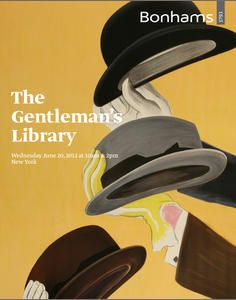 The Gentleman's Library, 20 Jun 2012, New York, United States
