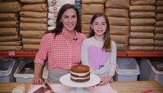 Kara's Cupcakes Recipe - Banana Toasted Coconut Cream Cake
