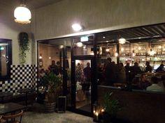 Hops Food & Brews Hops bar. Gothenburg Sweden The Terrasse Interior Designer: Benedicte Boutou