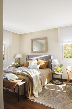 Master bedrooms, minimalistic bedrooms, luxury bedrooms and everything bedroom related for your bedroom interior. Coastal Bedrooms, Luxurious Bedrooms, Luxury Bedrooms, Home Bedroom, Bedroom Decor, Master Bedrooms, Bedroom Mirrors, Bedroom Ideas, Diy Interior