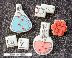 Valentines for a special boy that loves science! - Yankee Girl Yummies