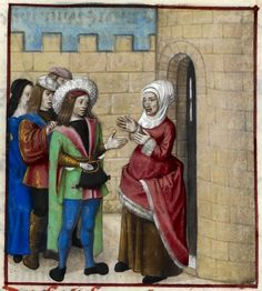 The 369 best Troubadours, Courtly Love, Chivalry images on ...