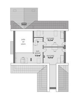 Judyta Bungalow, House Plans, Floor Plans, House Design, How To Plan, Home Plans, Home, Projects, House
