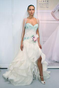 Trend Report: Blue Wedding Dresses - Wedding Dresses and Fashion Ideas