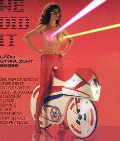 StarLight B Vintage | RUN SLOW | The Future is Backward