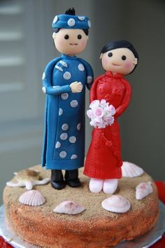 Chinese wedding topper