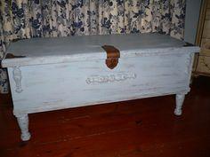 cedar chest coffee table