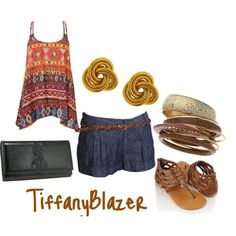"""Indie"" by tiffanyblazer on Polyvore"