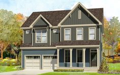 Ayden Homes by Dickerson at Wendell Falls // New Homes